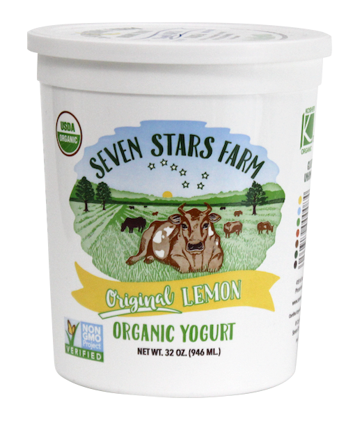 Original Lemon Seven Stars Yogurt