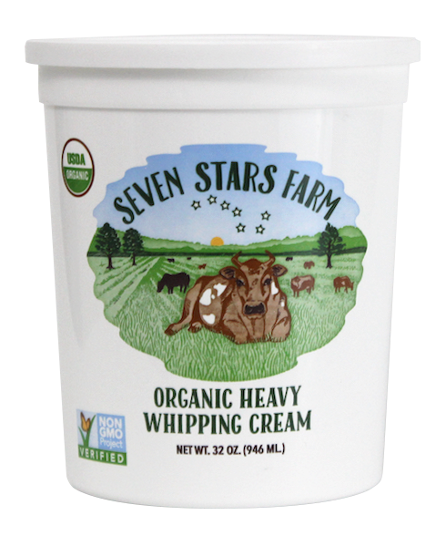 Whipping Cream Seven Stars Yogurt