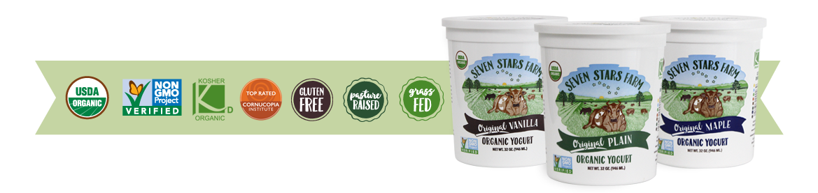 Organic Yogurt Pennsylvania